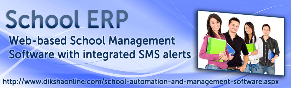 School Erp - Online Software for School Management and School ERP Solution